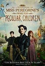 Miss Peregrine's Home for Peculiar Children dvd release date